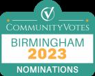 CommunityVotes Birmingham 2020